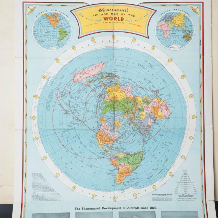hammond_map_flat_earth